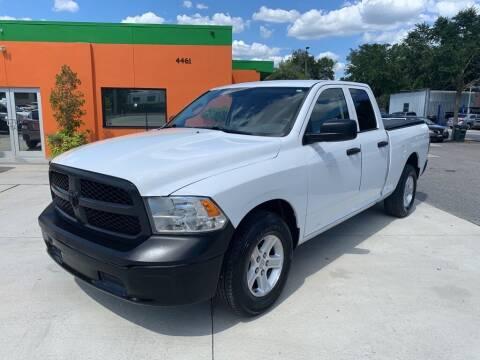 2013 RAM Ram Pickup 1500 for sale at Galaxy Auto Service, Inc. in Orlando FL