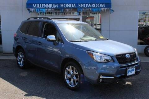 2018 Subaru Forester for sale at MILLENNIUM HONDA in Hempstead NY