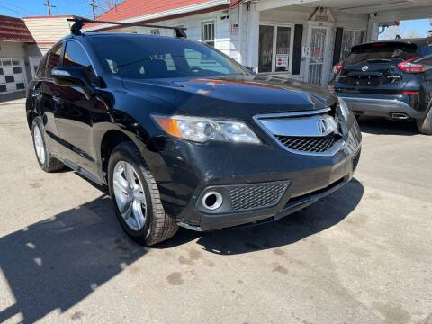 2014 Acura RDX for sale at STS Automotive in Denver CO