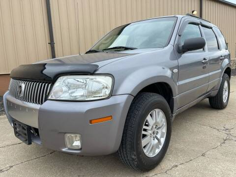 2007 Mercury Mariner for sale at Prime Auto Sales in Uniontown OH