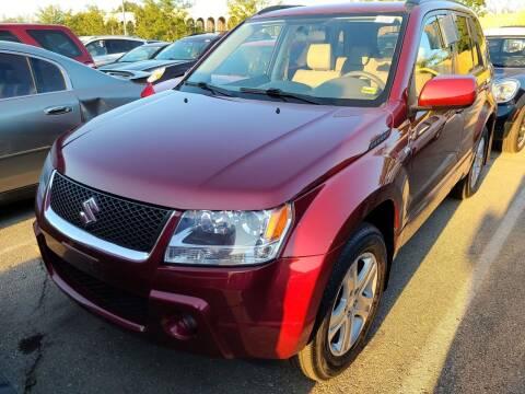 2007 Suzuki Grand Vitara for sale at Sarpy County Motors in Springfield NE