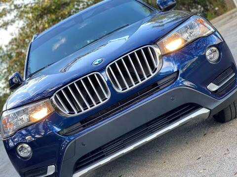 2017 BMW X3 for sale at HIGH PERFORMANCE MOTORS in Hollywood FL