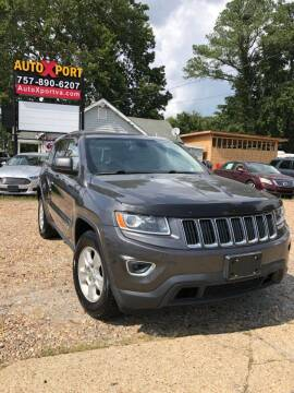 2007 Jeep Grand Cherokee for sale at Autoxport in Newport News VA