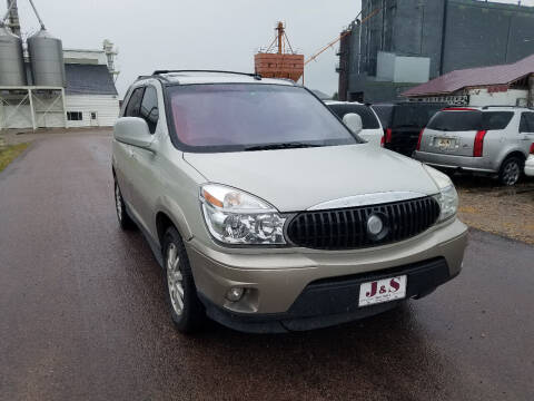 2005 Buick Rendezvous for sale at J & S Auto Sales in Thompson ND