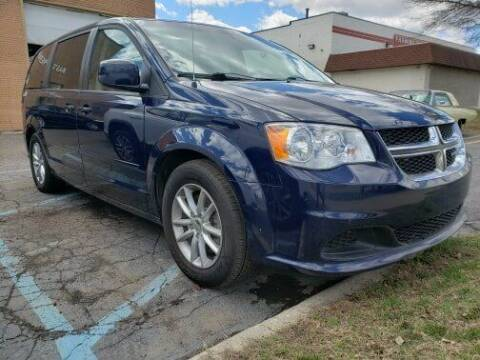 2015 Dodge Grand Caravan for sale at Marx Auto Sales in Livonia MI