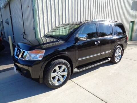 2012 Nissan Armada for sale at De Anda Auto Sales in Storm Lake IA