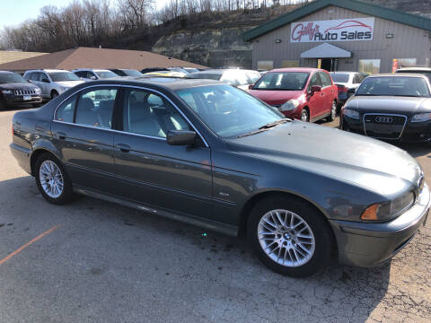 2003 BMW 5 Series for sale at Gilly's Auto Sales in Rochester MN