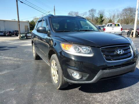 2011 Hyundai Santa Fe for sale at Guidance Auto Sales LLC in Columbia TN