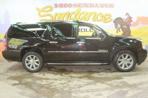 2009 GMC Yukon XL for sale at Sundance Chevrolet in Grand Ledge MI