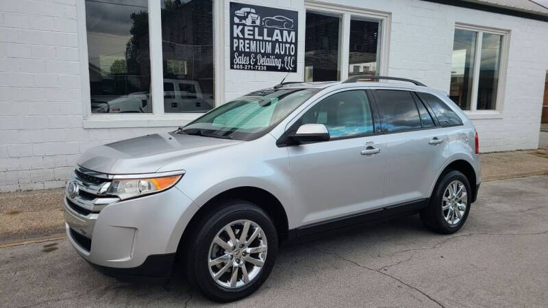 2012 Ford Edge for sale at Kellam Premium Auto LLC in Lenoir City TN