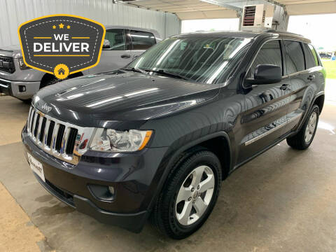 2012 Jeep Grand Cherokee for sale at Bennett Motors, Inc. in Mayfield KY