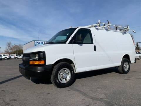 2014 Chevrolet Express Cargo for sale at P & R Auto Sales in Pocatello ID