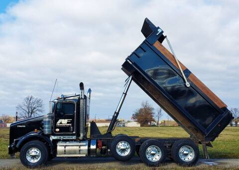2019 Kenworth T800 for sale at A F SALES & SERVICE in Indianapolis IN