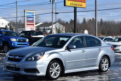 2013 Subaru Legacy for sale at Broadway Garage of Columbia County Inc. in Hudson NY