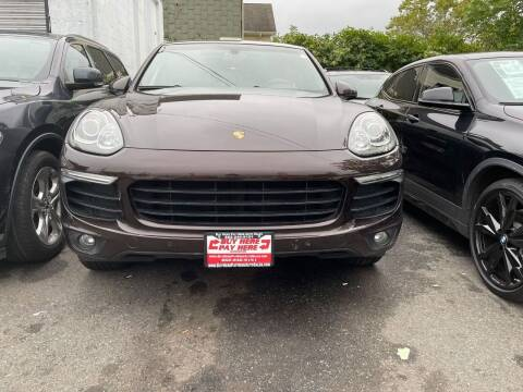 2016 Porsche Cayenne for sale at Buy Here Pay Here Auto Sales in Newark NJ