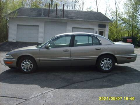 2003 Buick Park Avenue for sale at Northport Motors LLC in New London WI