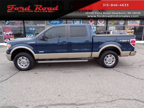 2014 Ford F-150 for sale at Ford Road Motor Sales in Dearborn MI