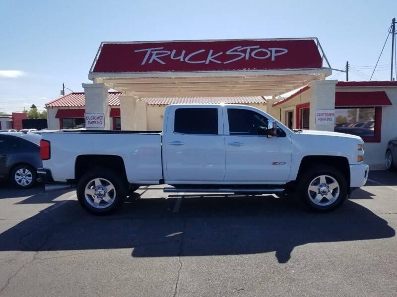 2015 Chevrolet Silverado 2500HD for sale at TRUCK STOP INC in Tucson AZ