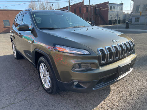 2015 Jeep Cherokee for sale at Low Price Auto and Truck Sales, LLC in Brooks OR