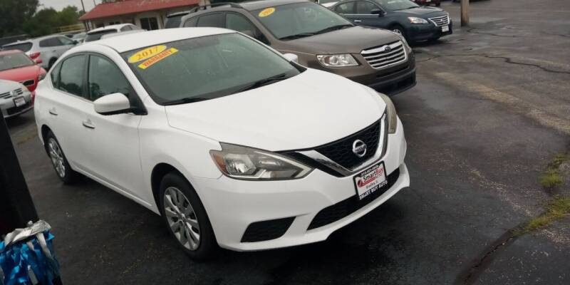 2017 Nissan Sentra for sale at Smart Buy Auto in Bradley IL