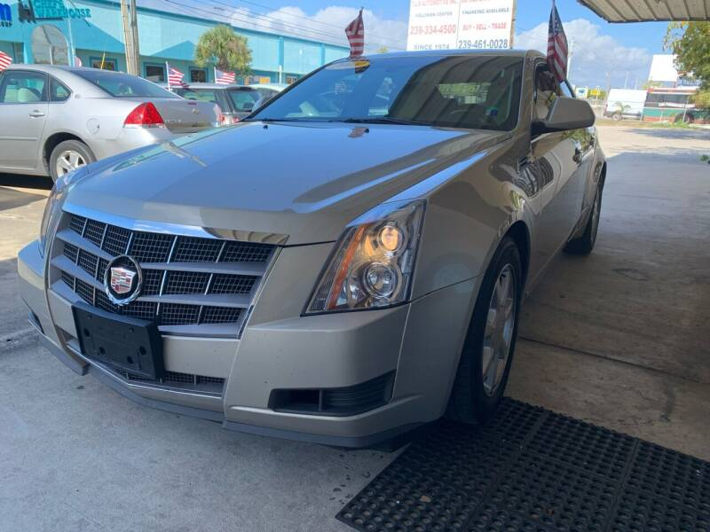 2009 Cadillac CTS for sale at Eastside Auto Brokers LLC in Fort Myers FL