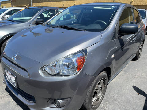 2015 Mitsubishi Mirage for sale at CARZ in San Diego CA
