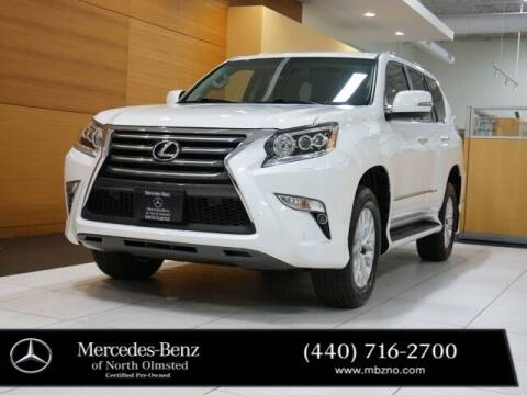 2014 Lexus GX 460 for sale at Mercedes-Benz of North Olmsted in North Olmstead OH