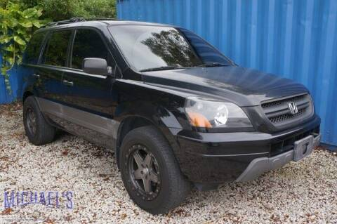 2005 Honda Pilot for sale at Michael's Auto Sales Corp in Hollywood FL