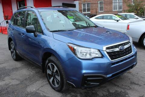 2018 Subaru Forester for sale at LIBERTY AUTOLAND INC - LIBERTY AUTOLAND II INC in Queens Villiage NY