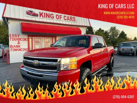 2010 Chevrolet Silverado 1500 for sale at King of Cars LLC in Bowling Green KY