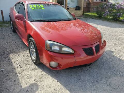 2008 Pontiac Grand Prix for sale at Street Side Auto Sales in Independence MO