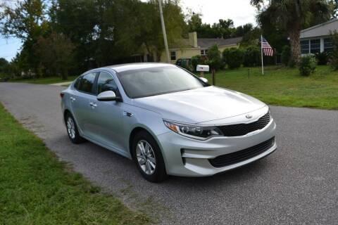 2017 Kia Optima for sale at Car Bazaar in Pensacola FL