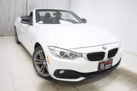 2015 BMW 4 Series for sale at EMG AUTO SALES in Avenel NJ