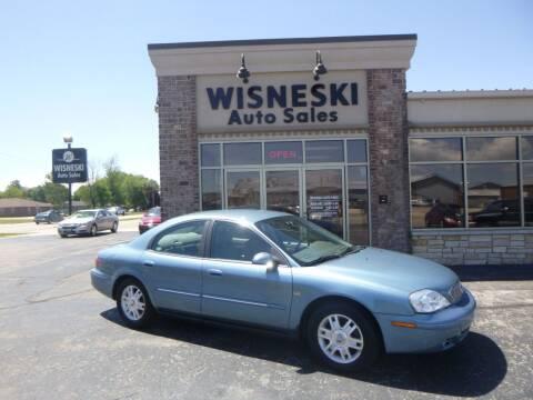 2005 Mercury Sable for sale at Wisneski Auto Sales, Inc. in Green Bay WI