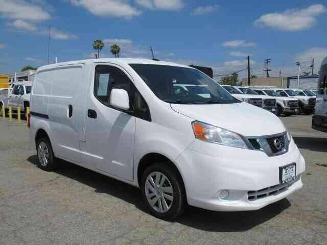 2016 Nissan NV200 for sale at Atlantis Auto Sales in La Puente CA