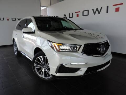2017 Acura MDX for sale at AutoWits in Scottsdale AZ
