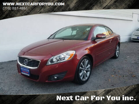 2012 Volvo C70 for sale at Next Car For You inc. in Brooklyn NY