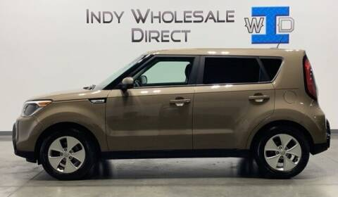 2016 Kia Soul for sale at Indy Wholesale Direct in Carmel IN