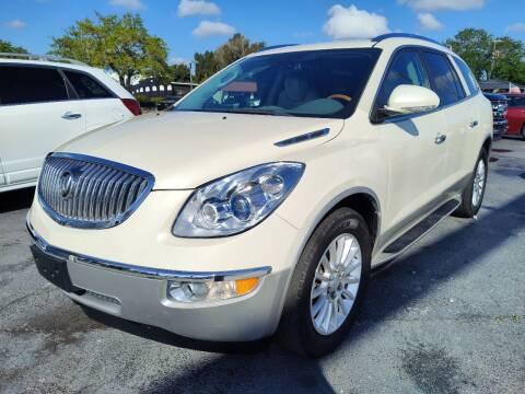 2011 Buick Enclave for sale at Celebrity Auto Sales in Port Saint Lucie FL