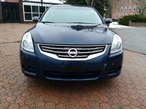 2010 Nissan Altima for sale at Better Auto in South Darthmouth MA