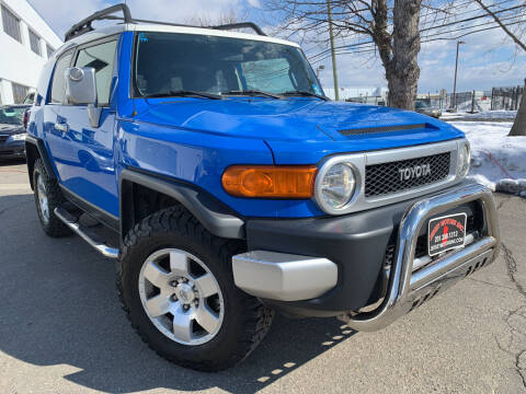 2007 Toyota FJ Cruiser for sale at JerseyMotorsInc.com in Teterboro NJ