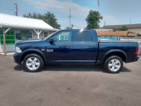 2013 RAM Ram Pickup 1500 for sale at Auto Pro Inc in Fort Wayne IN