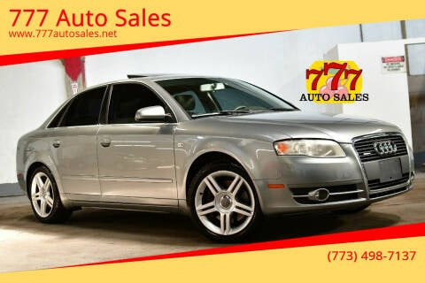 2007 Audi A4 for sale at 777 Auto Sales in Bedford Park IL