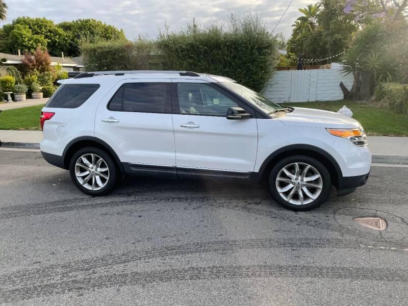 2013 Ford Explorer for sale at PACIFIC AUTOMOBILE in Costa Mesa CA