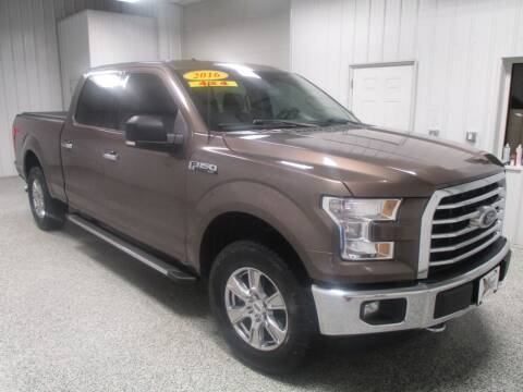 2016 Ford F-150 for sale at LaFleur Auto Sales in North Sioux City SD