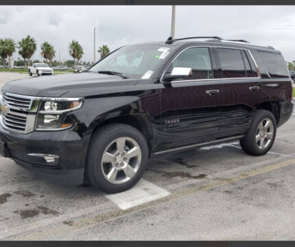 2019 Chevrolet Tahoe for sale at Long Island Exotics in Holbrook NY