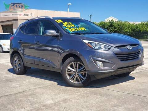 2014 Hyundai Tucson for sale at GATOR'S IMPORT SUPERSTORE in Melbourne FL