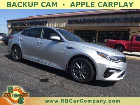2019 Kia Optima for sale at R & B Car Company in South Bend IN