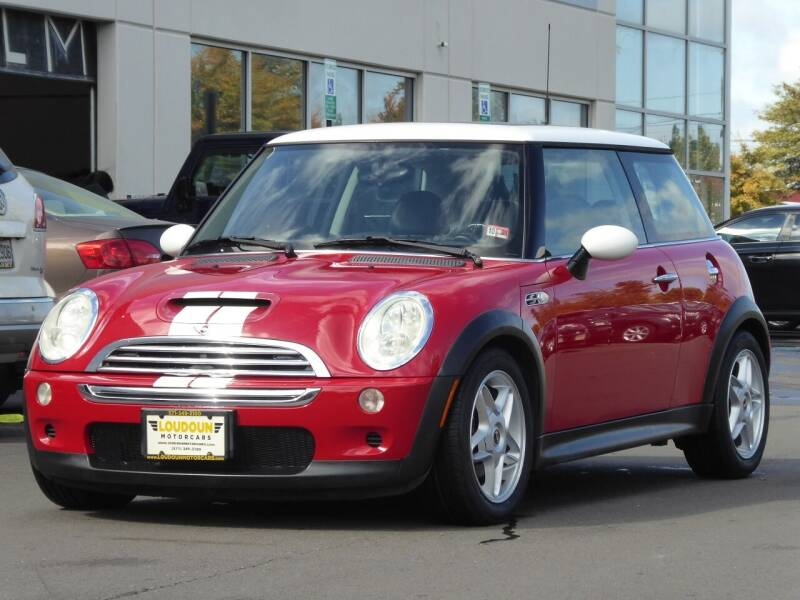 2005 MINI Cooper for sale at Loudoun Motor Cars in Chantilly VA