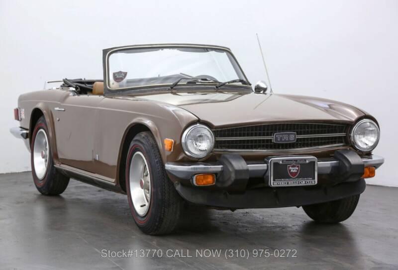 1976 Triumph TR6 for sale in Los Angeles, CA